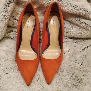 Zara hindi heels